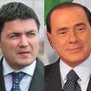Gerardo Soglia e Silvio Berlusconi