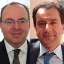 Giovanni Moscatiello e Marco Galdi