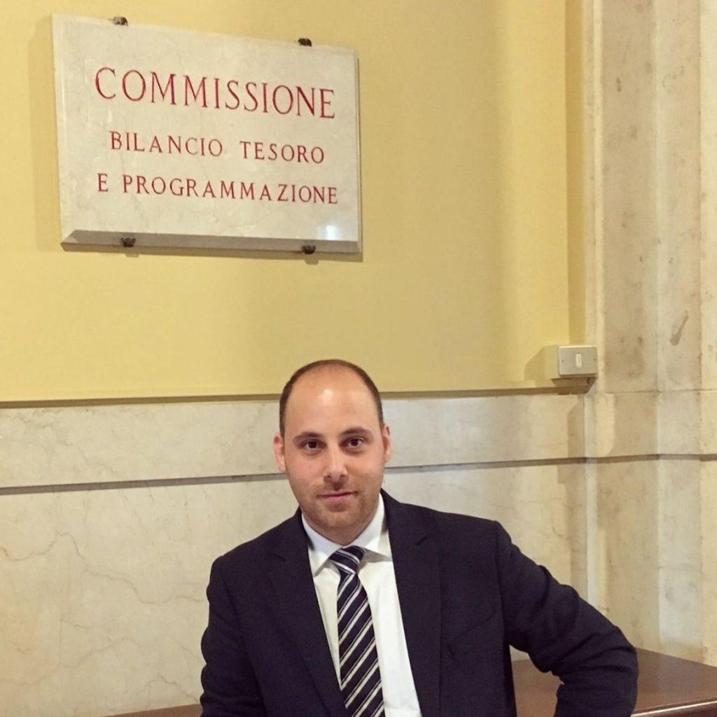 Cosimo adelizzi m5s entra a far parte della commissione for Camera dei deputati commissioni
